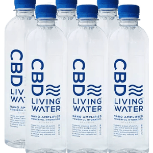 CBD Living Nano Water