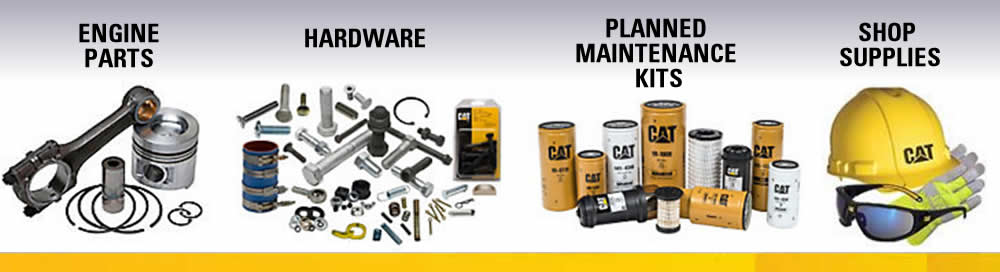 Caterpillar Equipment and Engine Parts
