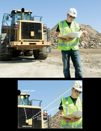 Cat Detect for Personnel Safety equipment example