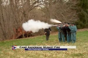Camp Anderson: Musket Fire