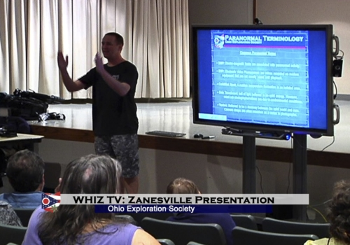 OES on WHIZ TV