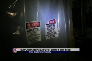 Exploration Safety: Don't Do This