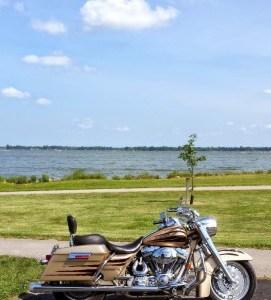 Indian Lake Motorcycle Ride