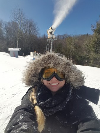 Skiing in North Carolina ~ ohiogirltravels.com