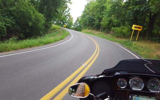 Best Motorcycle Rides In Ohio The