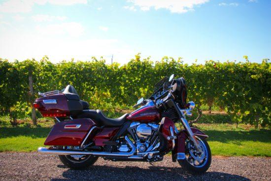 2017 Motorcycle Rides