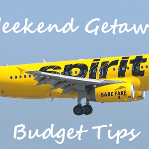 Weekend Getaway Budget Tips