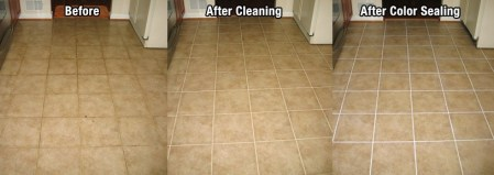 Grout Cleaning   Color Sealing   Ohio Grout Works Cleaning   Sealing