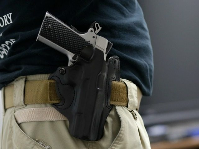 FBI: Handgun Murders Drop When States Pass Constitutional Carry