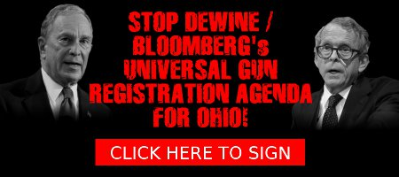 DeWine moves to pass Feinstein-enhancement of Federal Gun Owner Database