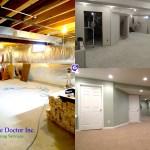 Basement Remodeling And Finishing In Dayton Ohio Ohio Home Doctor