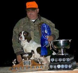 dog training awards