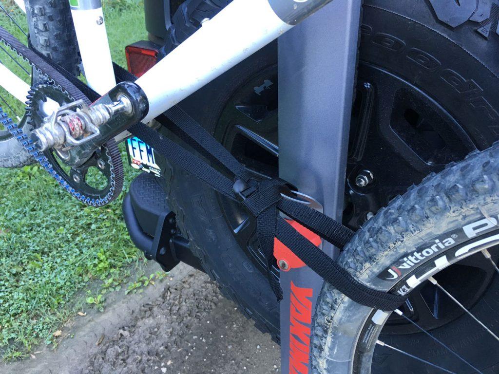 yakima spareride bike rack review