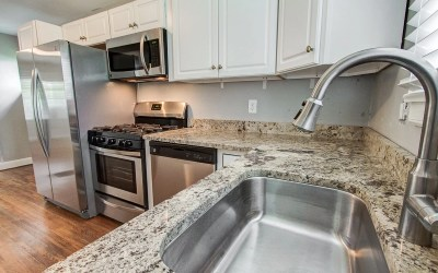 Granite upgrade sells the house!