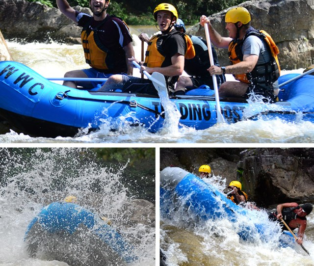 Ohiopyle Upper Yough Whitewater Rafting
