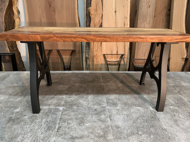 Cast Aluminum Coffee Table Legs
