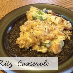 Day 16:: Ritz Casserole