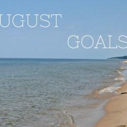 My Five Goals