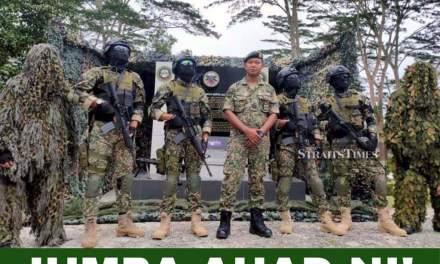 Tentera Bantu Polis Perintah Kawalan Pergerakan
