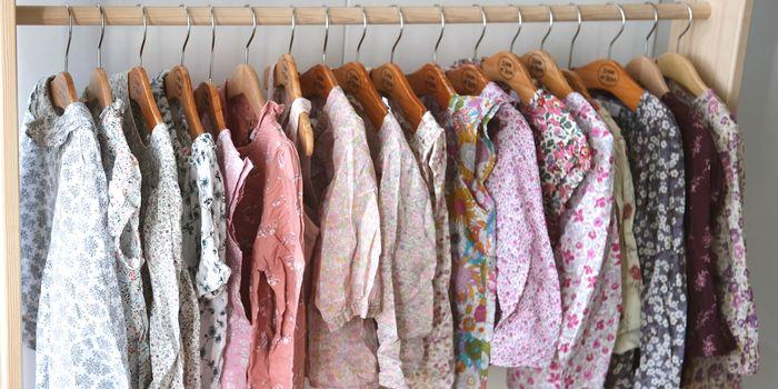 Liberty-Blusen von Bonpoint, Jacadi und Bonton favorisieren wir bei unserem Ankauf von Kinder-Secondhand-Kleidung