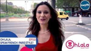 French Lesson 21: Retour au Bercail