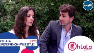 French Lesson 25: C'est presque de l'amour