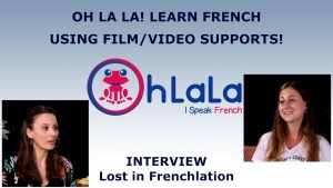 How to learn French with films and videos