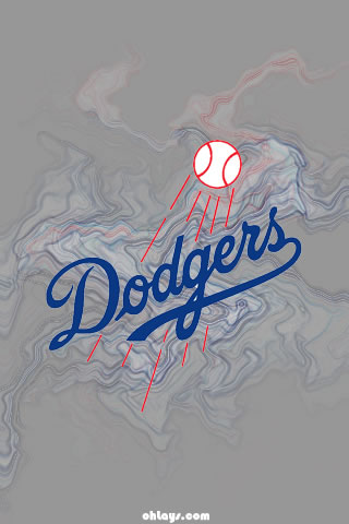 Los Angeles Dodgers Wallpaper For Iphone Babangrichie Org