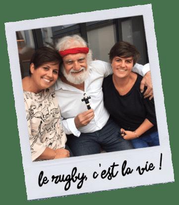 le Rugby c'est la vie