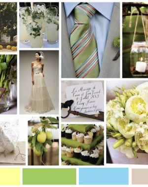 my wedding inspiration board