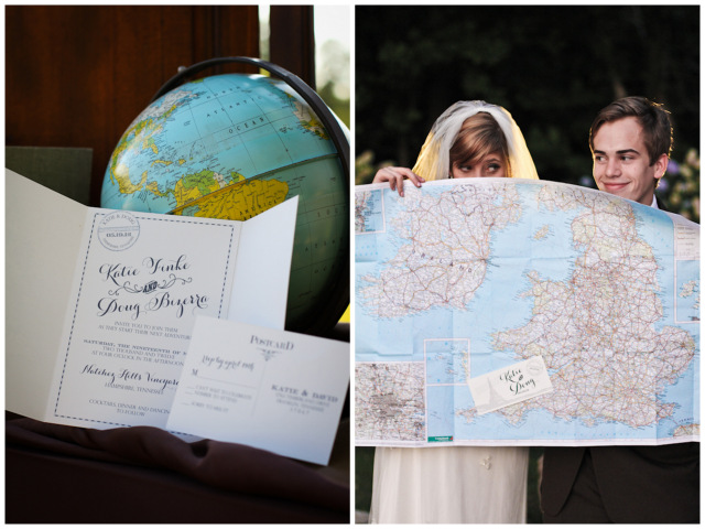 old world travel wedding shoot