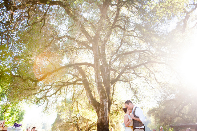 ranch wedding in Santa Cruz | sun and sparrow