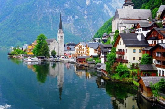 Honeymoon Regisry - Hallstatt Austria - Honeymoon Pixie