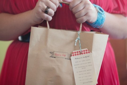 Welcome Bags DIY for your Out-of-town Guests + What you MUST ...