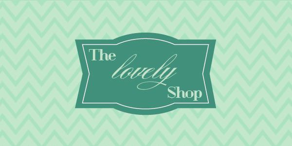 the lovely shop on ohlovelyday.com