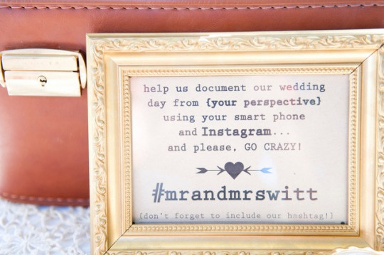 Tips for Instagramming Your Wedding | Oh Lovely Day