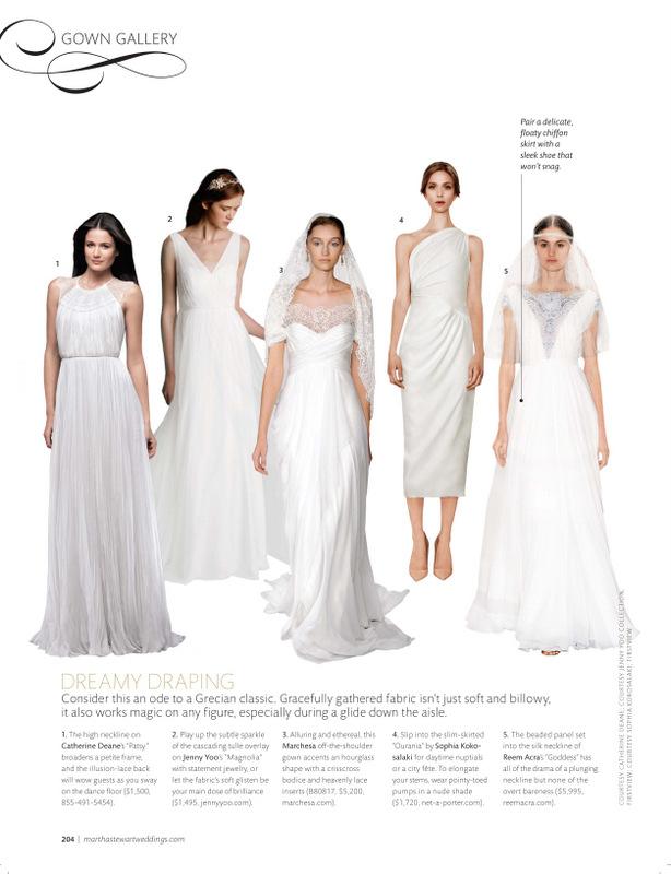shop your inspiration | Martha Stewart Weddings & Revel