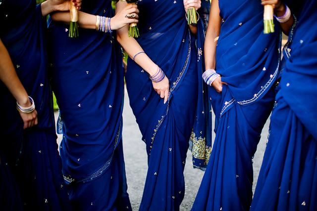 Jewish-Indian Brooklyn Wedding | Daniel Usenko Photography on ohlovelyday.com