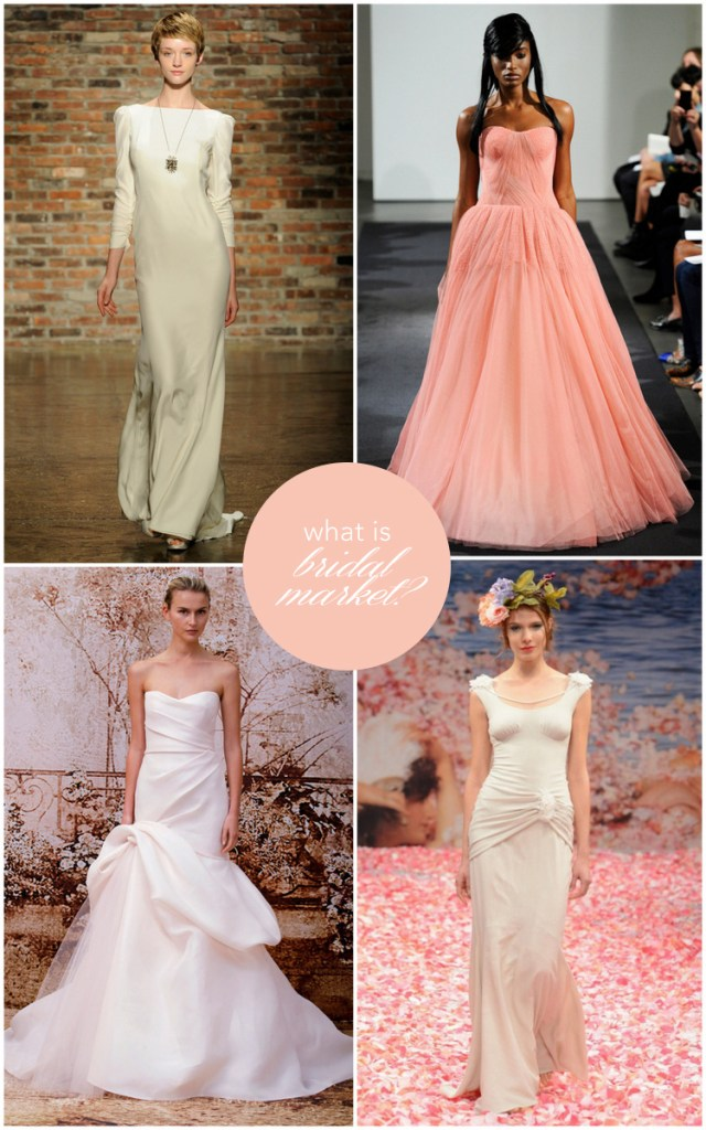 what is bridal market? a preview of the fall 2014 bridal market