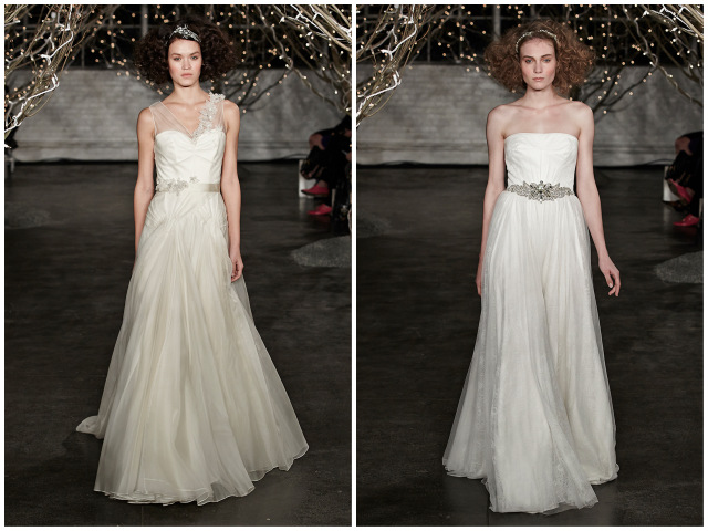 Jenny Packham Bridal Collection Fall 2014