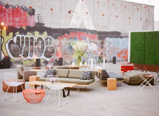 The Unique Space Los Angeles | Braedon Flynn, Gather Events, Moon Canyon | Oh Lovely Day