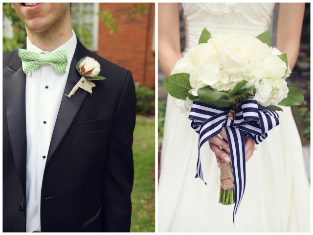 Preppy Southern Wedding | Dana Laymon Photography