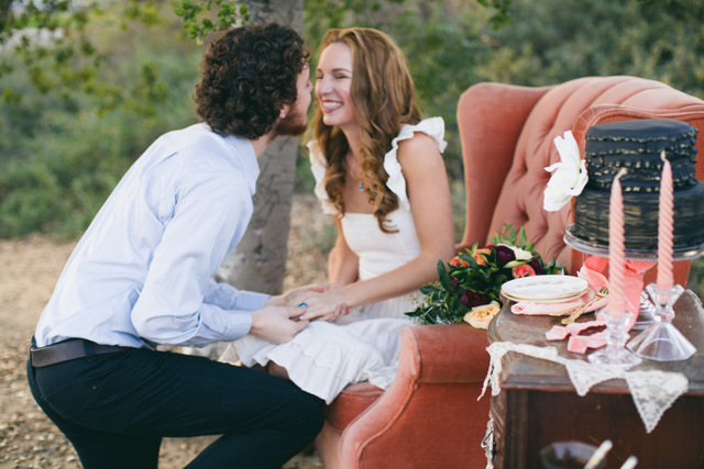 Los Angeles Proposal + Engagement | Martina Micko Photography