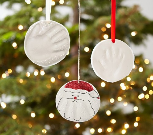 ornaments for kids and babys first christmas