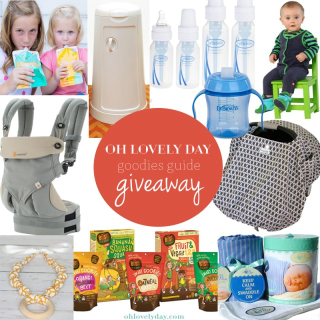 OLD Goodies Guide Giveaway for February | Oh Lovely Day