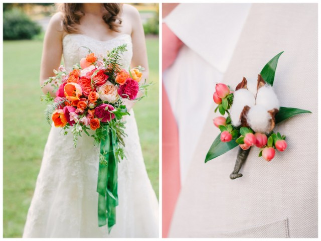 Spring Southern Wedding Inspiration | Carrie Joy Photography | Oh Lovely Day