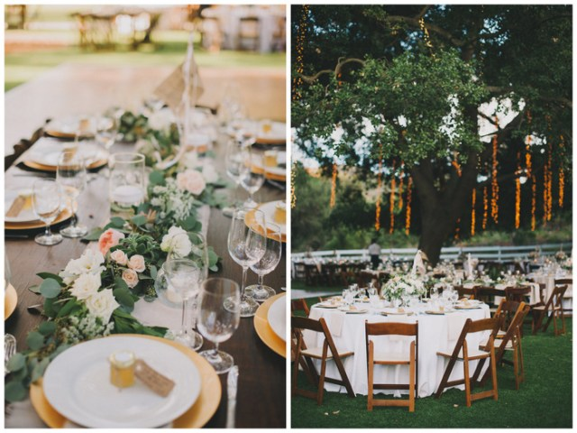 Rustic and Elegant Malibu Wedding at Saddlerock Ranch | Heidi Ryder on Oh Lovely Day