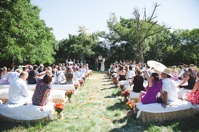 Delicieux ... Summer Backyard BBQ Wedding | Juliet Ashley Photography On Oh Lovely  Day ...