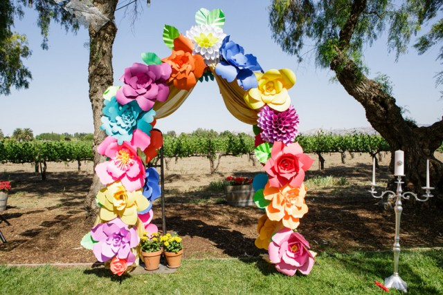 Colorful Fiesta Wedding | Lady of Light Photography