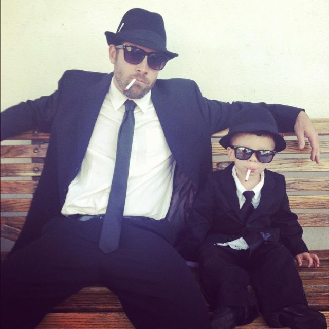 Father Son Halloween Costume Ideas | Favorite Halloween Costume Ideas For Pairs Oh Lovely Day